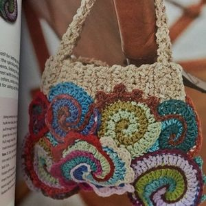 Accents - Freeform Crochet with Confidence Craft Book